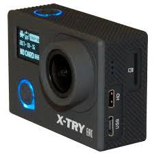 <b>Экшн</b>-<b>камера X</b>-<b>TRY XTC242</b> купить, цена, характеристики, фото ...