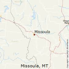 best places to live in missoula montana missoula montana map