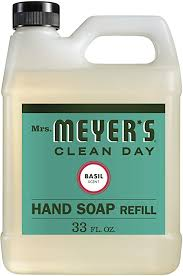 Mrs. Meyer's Clean Day Liquid Hand Soap Refill ... - Amazon.com
