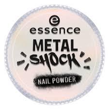 <b>Пудра</b> для <b>ногтей</b> Essence <b>Metal</b> Shock   Отзывы покупателей
