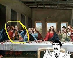 "Memedroid - ""We got a badass at the last supper"" by Deadsotc via Relatably.com"