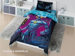 <b>Комплект постельного белья Marvel</b> 1,5СП Spidermen matrix (арт ...