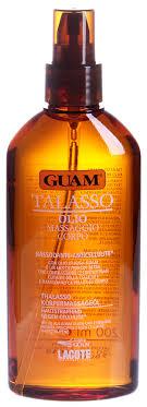 GUAM <b>Масло массажное</b> антицеллюлитное <b>подтягивающее</b> для ...