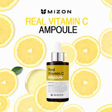 MIZON <b>Сыворотка для лица</b> с витамином С MIZON <b>Real</b> Vitamin C ...