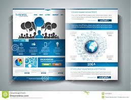 vector bi fold brochure template design or flyer layout to use for vector bi fold brochure template design or flyer layout to use for business