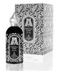 <b>Attar Collection Crystal Love</b> For Him 100ml Eau De Parfum – Merci ...