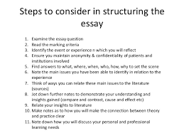 the essay detail information for help me write my essay free title  how to write a reflective essay