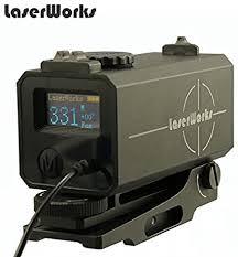 LaserWorks LE-032 Riflescope Mate rangefinder ... - Amazon.com