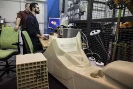 Ford испытывает трехмерную <b>печать</b> | Computerworld Россия