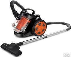 <b>Пылесос Polaris PVC 1516</b> Black/Orange Официальная гарантия ...