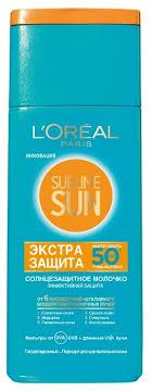 L'Oreal Paris Sublime Sun <b>солнцезащитное молочко для тела</b> ...