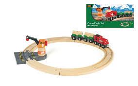 """Подарочный набор <b>железной дороги</b> """"<b>BRIO</b>"""" с подъемным ..."""