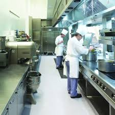 commercial kitchen flooring solutions at altro altro s products have helped create a welcoming environment in the kitchen areas which has been well received by staff and students
