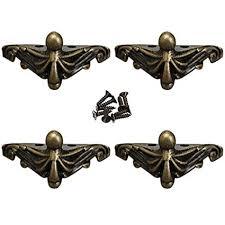 Rivoean 4pcs <b>Retro</b> Style Jewelry <b>Boxes</b>/Decorative Gift <b>Boxes</b> ...