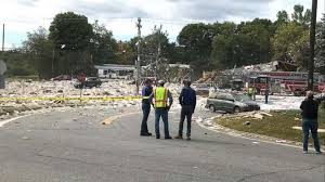 1 firefighter dead, 6 people hurt in powerful explosion in Maine ...
