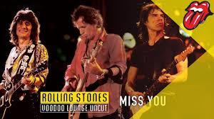 The <b>Rolling Stones</b> - Miss You (<b>Voodoo</b> Lounge Uncut) - YouTube