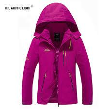 <b>THE ARCTIC LIGHT Spring</b> Autumn Men Women Waterproof Jacket ...