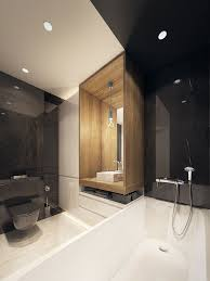 architecture bathroom toilet: dramatic interior architecture meets elegant decor in krakow sufey home decor amp beddings