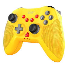 <b>Джойстик</b> Android/Switch/PS3/PC Wireless <b>Controller Yellow PG</b> ...
