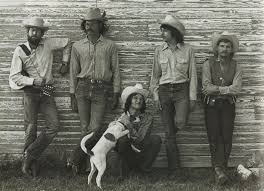 gotta lubbock 1971 the flatlanders from left tony pearson mandolin steve wesson