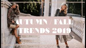 10 TRENDS FOR AUTUMN ( <b>FALL</b>) <b>WINTER 2019</b> & How To Wear ...