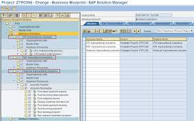 sap solution manager  solman  template projects   dataxstreamif i now save my project and view it   solar  i see a project that includes the transactional components of the template project along   the lower