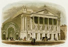 「1858, opera house in london opened」の画像検索結果