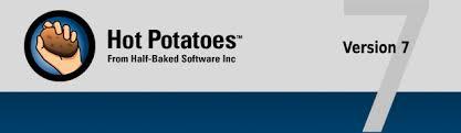 <b>Hot</b> Potatoes Home Page