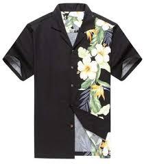 <b>Hawaii</b> Hangover - Made in <b>Hawaii</b> Men's Aloha Shirt Side Bird of ...