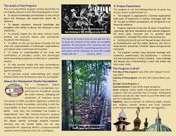 berlin summer program museum of tolerance los angeles ca view brochure