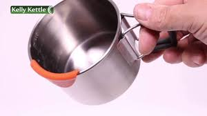 Camping Cups from Kelly Kettle® (<b>350</b> & <b>500ml</b>) <b>Stainless</b> Steel ...