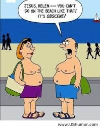 Humor at the beach US Humor - Funny pictures, Quotes, Pics, Photos ... via Relatably.com