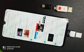 Transfering Files From Internal <b>Memory</b> To OTG <b>Flash Drive</b> - <b>Xiaomi</b>