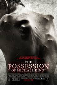 The Possession of Michael King FANSUB poster