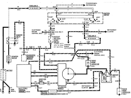 ford ignition switch to the starter wire diagram engine graphic