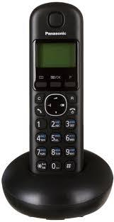 <b>Радиотелефон Panasonic KX</b>-<b>TGB210</b> (черный)