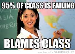 Class Is Failing | Funny As Duck | Funny Pictures via Relatably.com