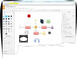 tutorial by example  online diagram free software draw io