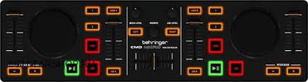 Купить <b>Behringer</b> DJ CONTROLLER <b>CMD</b> MICRO <b>DJ контроллер</b> в ...