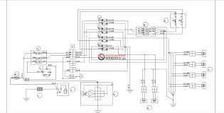 wiring diagram of john deere the wiring diagram john deere 111 wiring diagram nodasystech wiring diagram