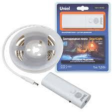 <b>ULS</b>-<b>R22</b>-<b>1</b>,<b>5W</b>/<b>4000K</b>/<b>1</b>,<b>0M</b>/<b>2AA</b> SENSOR Smart Light Комплект ...
