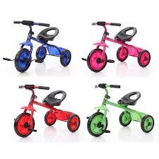 <b>Велосипед 3-х колесный MOBY</b> KIDS Пони (Розовый)