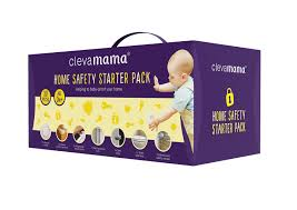 Clevamama | Home Safety Starter Kit | <b>Happy Baby</b>