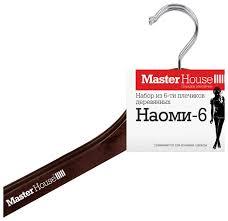 Купить <b>Вешалка Masterhouse Наоми</b>-6 орех по низкой цене с ...