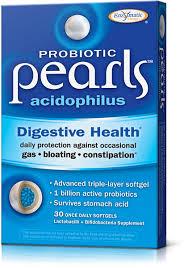 <b>Probiotic Pearls</b>™ <b>Acidophilus</b> | Pearls Probiotics