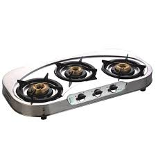 Gas Stainless Steel Cooktop Buy Faber Curvy 3b Ss Stainless Steel Cooktop Features Price