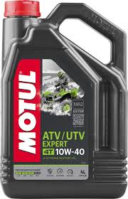 <b>Моторное масло MOTUL ATV-UTV</b> 4T 10W-40 ...