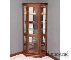 corner furniture. corner deluxe curio furniture