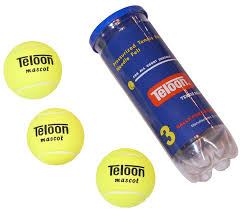 <b>Мяч для большого тенниса</b> Teloon T626P3 (3 шт) купить в ...
