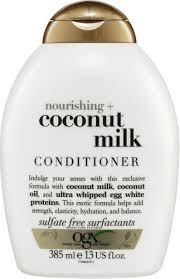 125 отзывов на OGX <b>Питательный кондиционер с</b> кокосовым ...